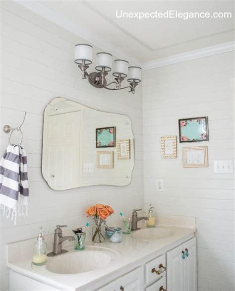 bathroom ceiling height add height to your ceiling using paint hometalk