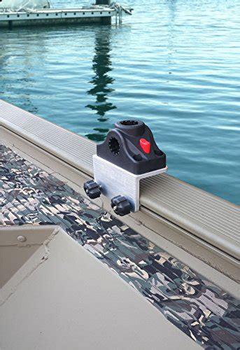 lowe boats rod holders brocraft power lock rod holder for tracker boat versatrack