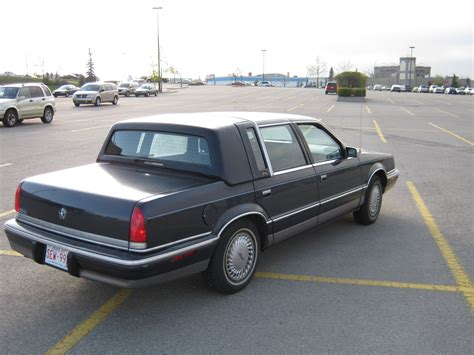 1992 Chrysler New Yorker by Tyranistal 1992 Chrysler New Yorker Specs Photos