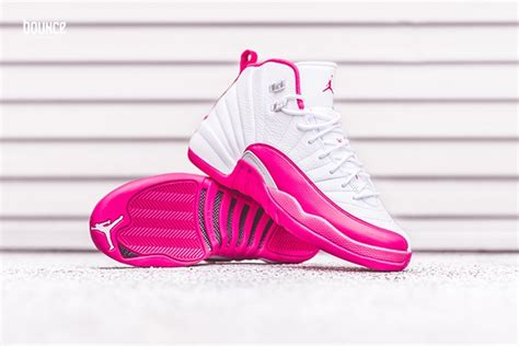 valentines day jordans air 12 gs quot valentines day quot