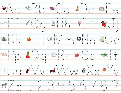Pre K Letter Worksheets by Pre K Letters Templates Activity Shelter