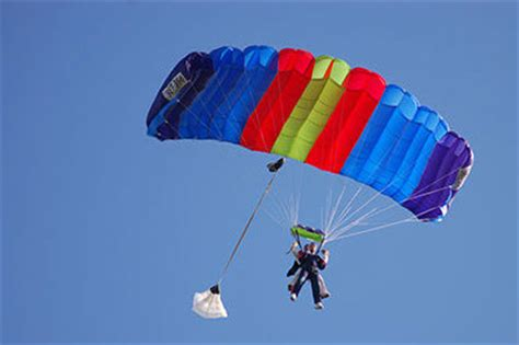 parachute dive tandem skydiving parachute jumping for charity uk