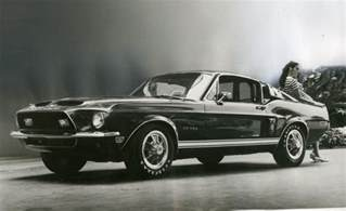 1967 Ford Mustang Gt500 Car And Driver