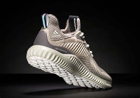 Adidas Alphabounce Engineered Mesh Grey Premium Original Sneakers adidas alphabounce engineered mesh sneaker bar detroit