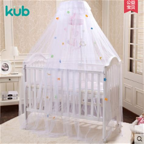 Baby Crib Canopy Netting Mosquito Net For Baby Crib Bed Canopy Summer Baby Infant Bed Mosquito Mesh Dome Curtain Net For