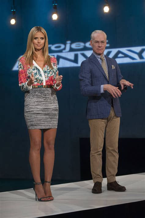 Courtesy Of Project Runway And Npr by Project Runway A Season Of Tim Gunn Faces Ncpr News