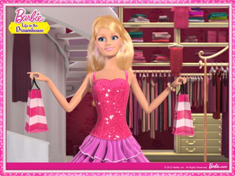 barbie life in a dream house dolls barbie life in the dreamhouse barbie movies wallpaper 30807873 fanpop