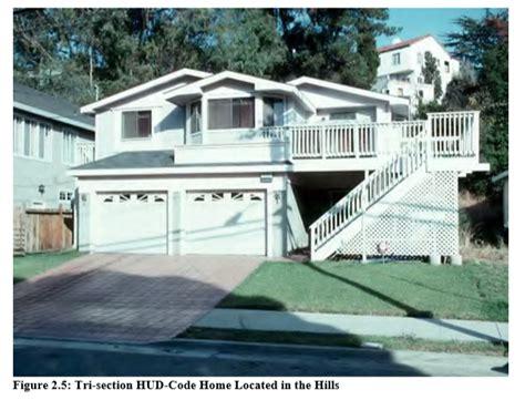 triple section manufactured homes multi billion dollar bombshell hud affordable housing