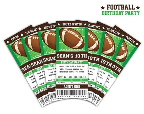 free printable sports tickets 22 best images about sports on pinterest