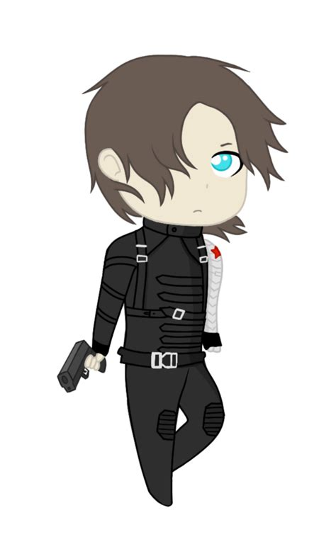Military Welcome Home Decorations bucky barnes winter soldier chibi by angelicsociopath on