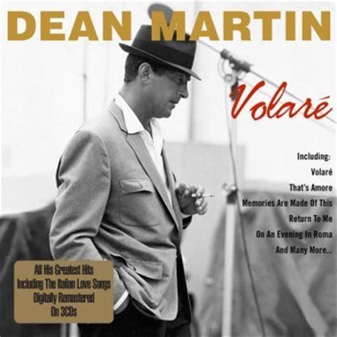 caterina valente vieni vieni dean martin volare not now music