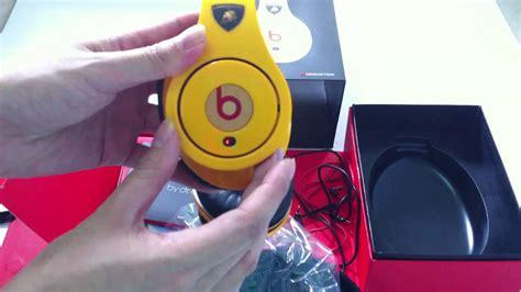 Beats By Dre Lamborghini Lamborghini Beats By Dre Studio Headphones