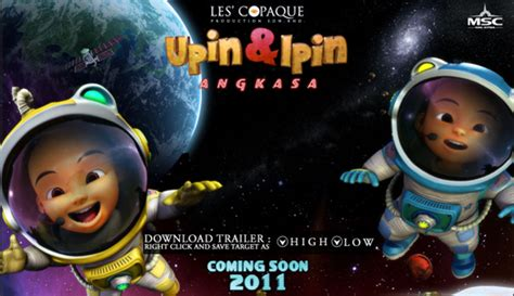 film upin ipin luar angkasa hollywood artist maya upin ipin cartoon kids wallpapers