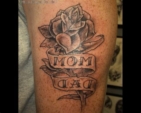 mom and pop tattoo 10 lovable and ideas