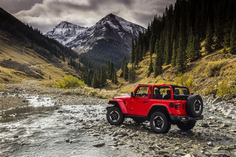 When Will 2020 Jeep Wrangler Be Available by New Jeep Wragler S Half Doors Won T Be Available Until 2019