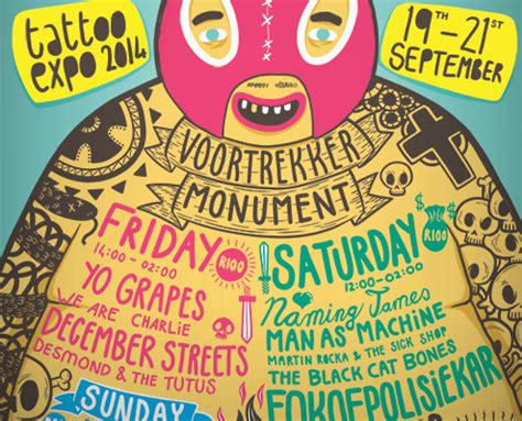 tattoo expo tickets win tickets to the cool inc tattoo expo 2014 sa music scene