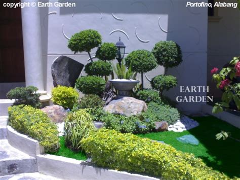 like the use of different hues of green the shaped plants