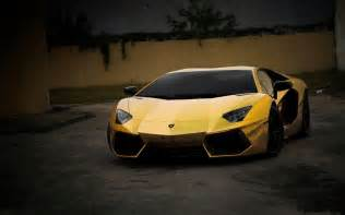 Lambo Or Gold Lamborghini Aventador Exterior Images Just Welcome
