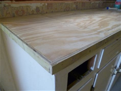 Plywood Countertop by Inspired Remodeling Tile Bloomington Indiana