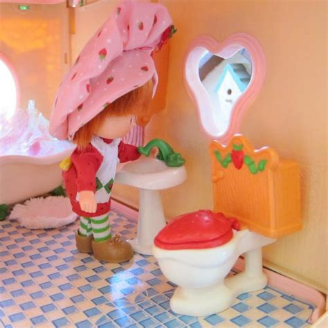bathroom sink for strawberry shortcake berry happy home