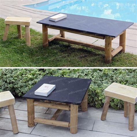 table basse exterieur 65 mobilier exterieur table basse