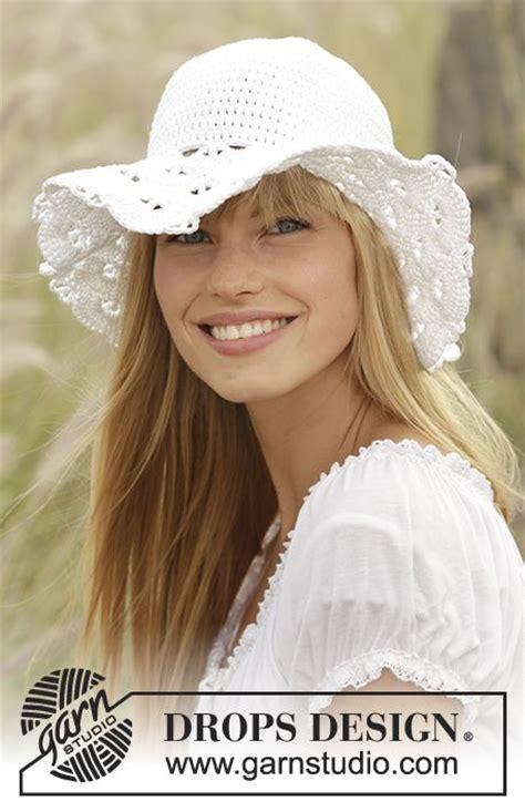 use pattern en español 1000 id 233 es 224 propos de mod 232 les de chapeaux au crochet sur