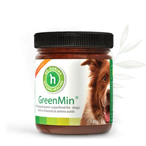 Homeopathic Vaccine Detox For Dogs by Greenmin For Dogs All Mineral Supplement