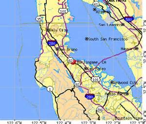 burlingame california ca 94010 profile population