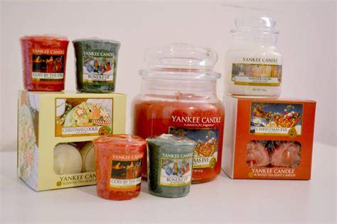 yankee candle christmas gift set christmas decore