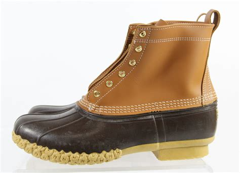 are bean boots waterproof l l bean leather two tone combat style trendy waterproof