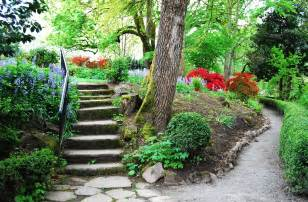 Garden Pathways Ideas Garden Pathway Design Ideas With Some Stones Trails Ideas 4 Homes