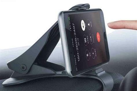 Car Holder Universal Penjepit Hp Di Mobil dashboard smartphone universal aman berkendara sembari