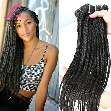 african american crochet hairstyles with straight hair virgin brazilian braided human hair straight bundles