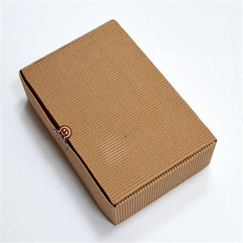 Stiker Paper Kertas dhl 18 12 5cm diy corrugated kraft paper cake box moon cake cardboard box gift cookie bakery