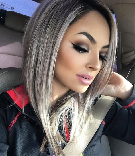 womens hair streaking trends hair color trends 2017 2018 highlights xoxo live