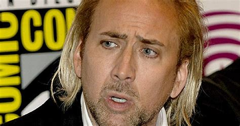 nicolas cage tattoo nicolas cage tattoos images