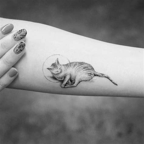 cat ass tattoo 141 most insanely kick blackwork tattoos from 2016