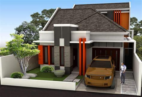 ide rumah sederhana tapi elegan hunian idaman   renovasi rumahnet