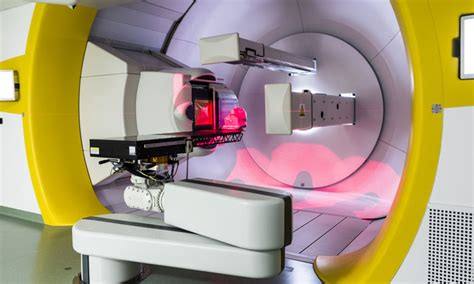 proton beam therapy centers uk s high energy proton beam therapy system arrives