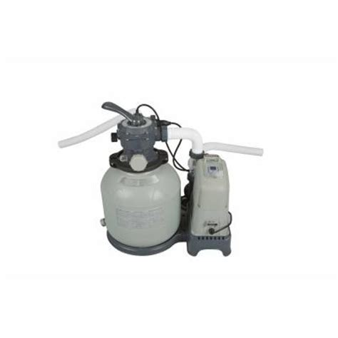 120 volt above ground sand filter pool and saltwater