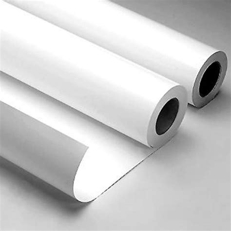 Printable Clear Vinyl Roll | inkjet printable self adhesive vinyl film clear pvc vinyl