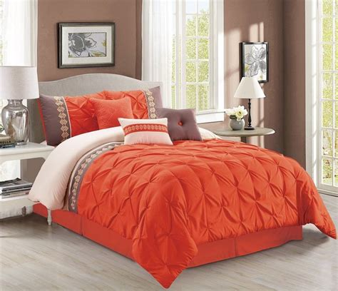 burnt orange comforter sets 25 best ideas about burnt orange bedroom on pinterest