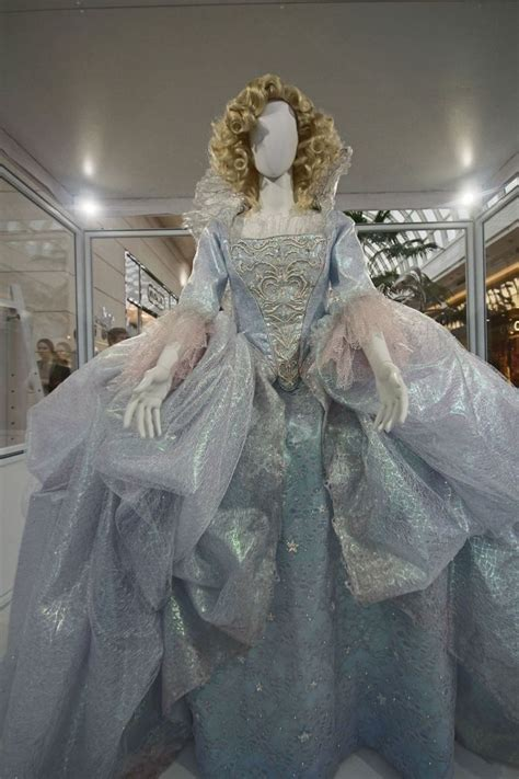 cinderella film gown the fairy godmother s gown from cinderella 2015