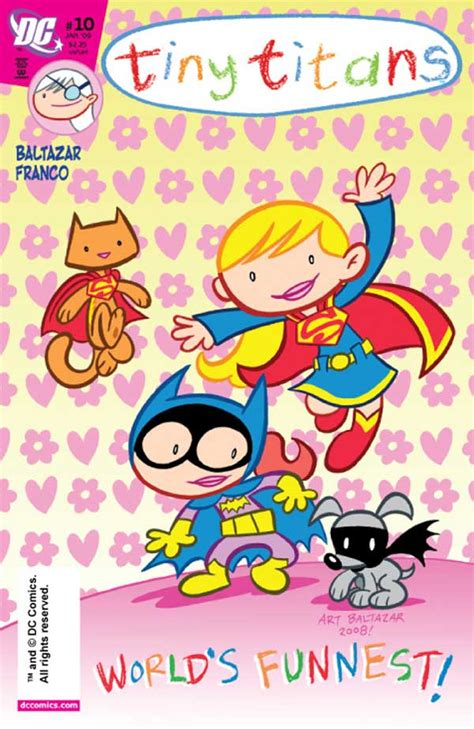 tiny tiny cover gallery tiny titans supergirl maid of might