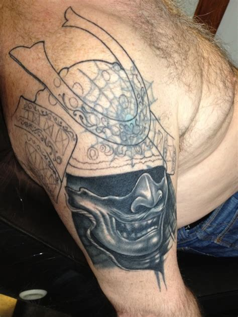 samurai helmet tattoo samurai mask tattoos designs ideas and meaning tattoos