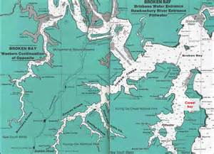 hawkesbury river map