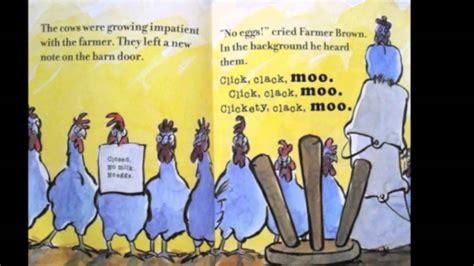 click clack moo i you a click clack book books click clack moo cows that type
