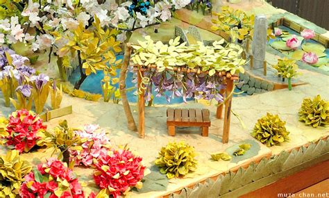 Nippon Origami Museum - origami diorama masterpieces a great place to see and a