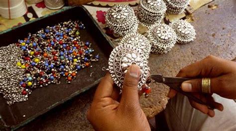 where to buy things to make jewelry white metal jewelry kutch gujarat gaatha ग थ