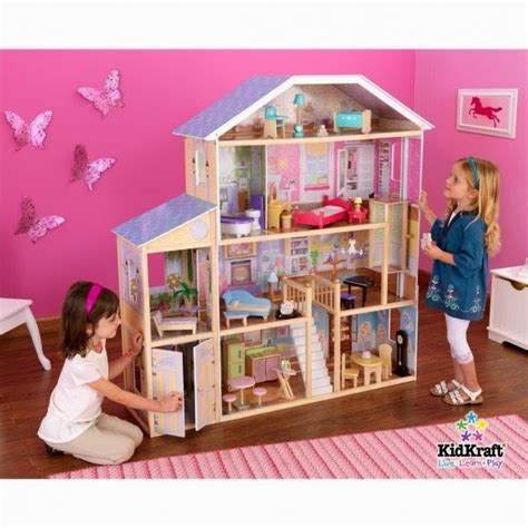 doll houses for girls mothering times cute dollhouses for girls